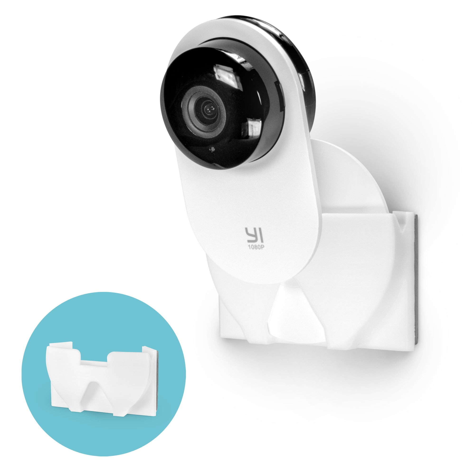Screwless Corner Mount for YI Home Security Cameras