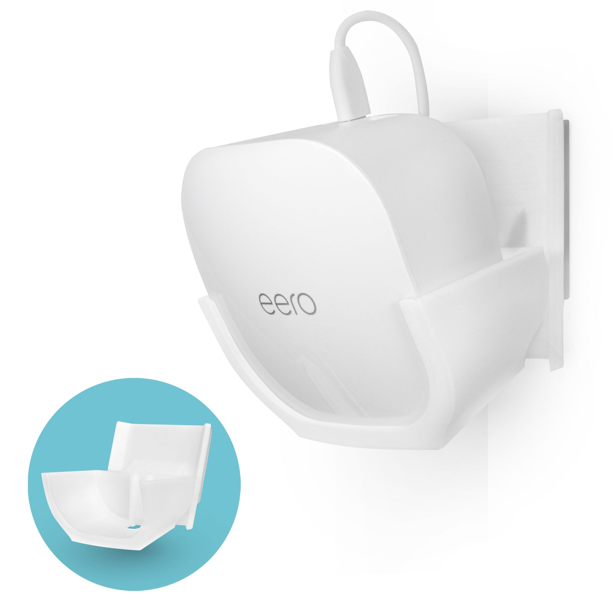 Corner Wall Mount for Eero Mesh WIFI