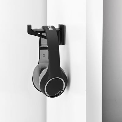 Hooka - The All Metal Headphone Hanger