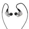 Hex - Triple Balanced Armature Earphones