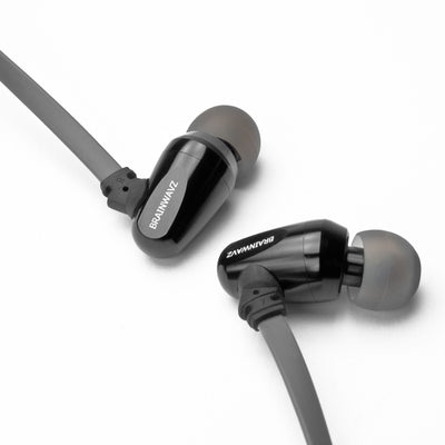 S5 IEM Noise Isolating Earphones with Clearwavz Mic / Remote