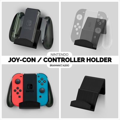 Wall Mount for Nintendo Switch Joy-Con Controller Grip