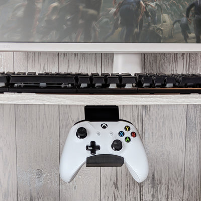 Brainwavz Under-Desk XBox & Universal Game Controller Holder