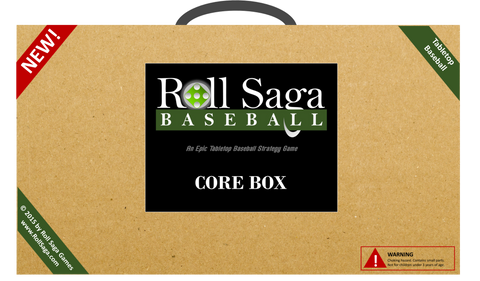 Core Box with the 2015 Season Expansion - Roll Saga - 1