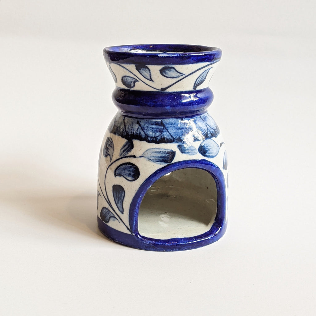 Blue Pottery Aroma Diffuser / Neel