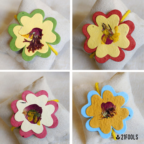 'रोहि' - Plantable Rakhi / Pack of 4