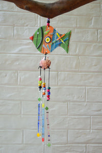 Turkish Totem Wind Chime