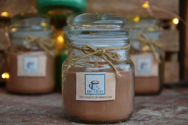Hot Cocoa | Jar Candle