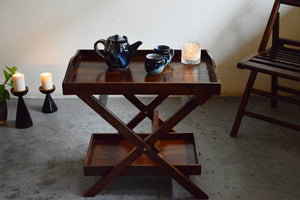 Foldable Tea Tray