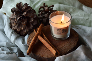 Winter Barn | Shot Glass Candle