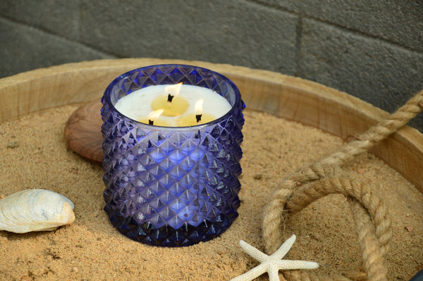 Fontainhas | 3 Wick Candle Votive