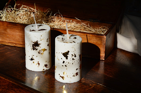 Wooden Casket | Festive Lumineries