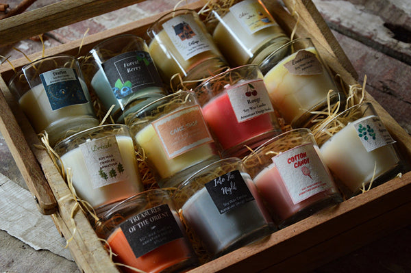 Candle Crate