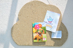 Cloud Pin Board CorkBoard
