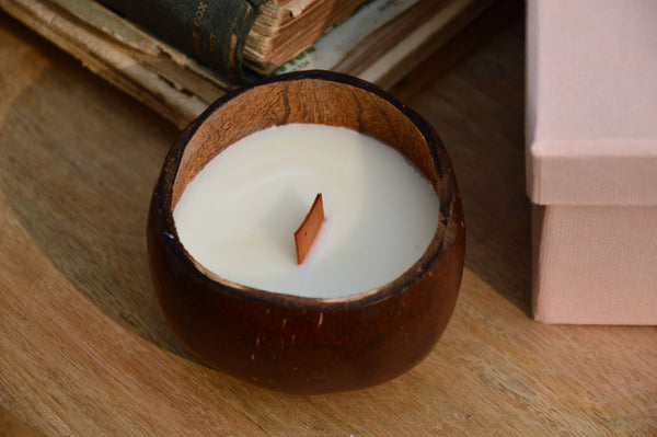 Coco Woodwick Candle