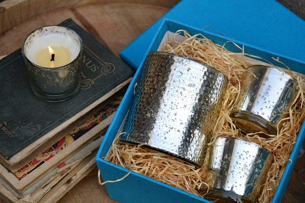 Silver Luminary Gift Box
