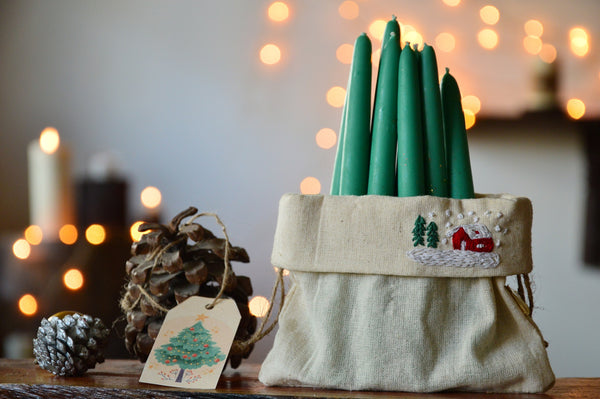 Way Up North | Hand Dipped Candles