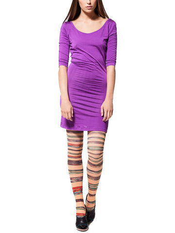 Rita Purple dress