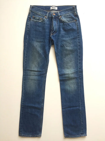 ACNE STUDIOS MIC / SAN DENIM BLUE