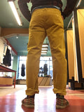 NÄVÏA - Chinos or Japons mutard yellow