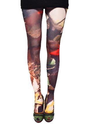 African Queen Leggings