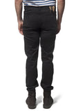 Adan black trousers