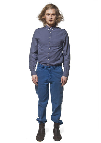 Adan blue trousers