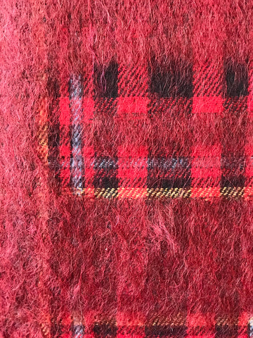 True Punk Wool Scarf