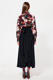Annie Skirt Black Silk Style 525 opt.1