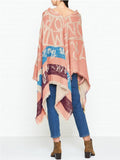 MIRROR THE WORLD PONCHO