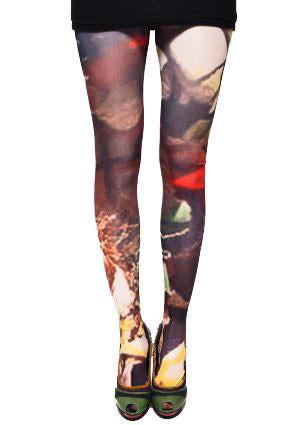 African Queen tights
