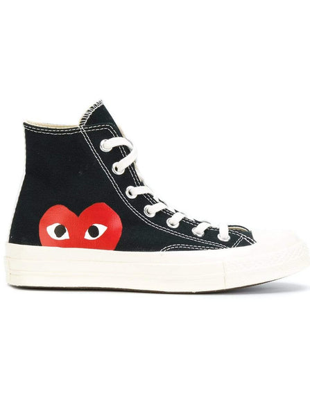 Comme des Garcons Play x Converse Chuck Taylor sneakers