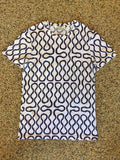 SQUIGGLE JERSEY TEE