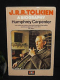 1978  -  Humphrey Carpenter  - J.R.R. Tolkien  A Biography illustrated - First paperbacks Edition