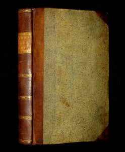 1787 Rare Medical 1stED Book on RICKETS - HISTORIA RACHITIDIS by Trnka de Krzowitz
