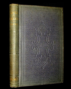1854 Rare First US Edition - The Castle of Otranto, a Gothic Story by Horace Walpole