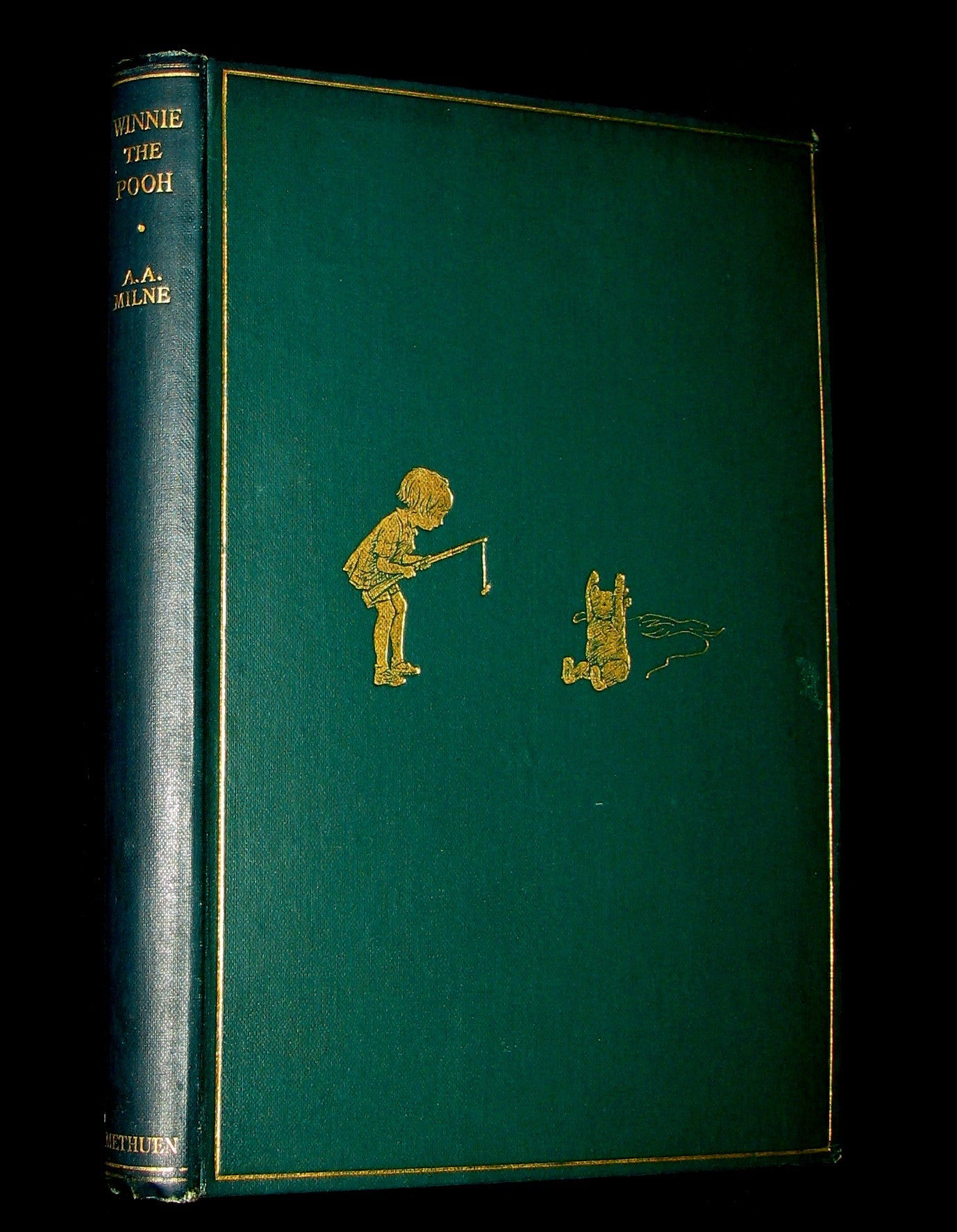 1926 First UK Edition - A. A. Milne & Ernest H. Shepard -  WINNIE-THE-POOH