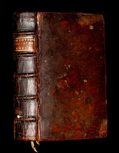 1699 Scarce French Book - The real devotion to the Sacred Heart of Jesus Christ