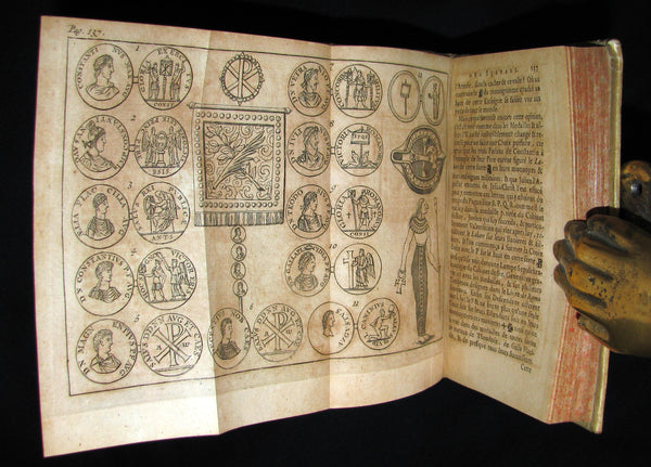 1682 Rare French Book - Scientists' Journal for year 1681 - Including Great Comet of 1680