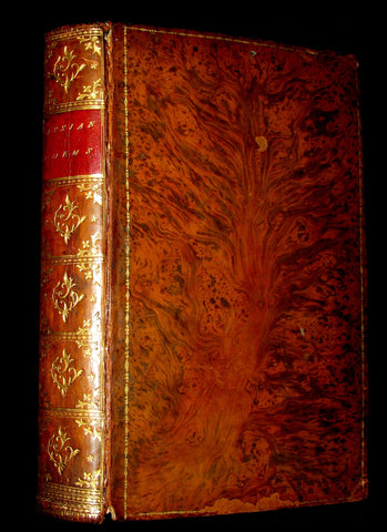 1792 Rare Book - The Poems Of Ossian, The Son Of Fingal by James MacPherson