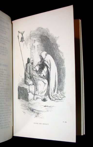 1858 Rare Victorian Book - JOAN OF ARC and Minor Poems, Ballads by Robert Southey