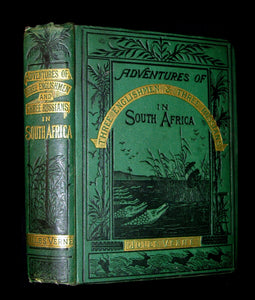 1879 - Adventures of Three Englishmen & Three Russians in South Africa by Jules Verne