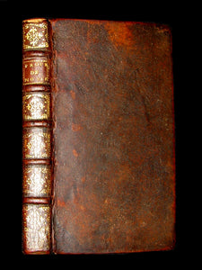 1667 Scarce French Book ~ NOSTRADAMUS Prophecies ~ Les Vrayes Centuries et Propheties.
