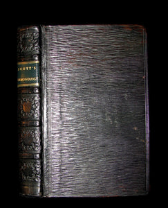 1831 Rare 2nd ED Walter Scott - Letters on Demonology & Witchcraft - WITCHES & FAIRIES