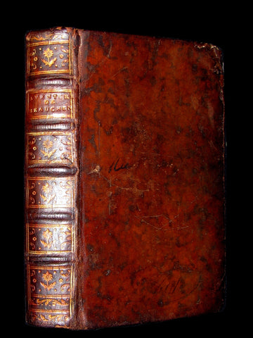 1780 Scarce French Book - The Adventures of Mr. Robert Chevalier De Beauchêne Captain of Flibustiers - Pirates in New France (Canada).