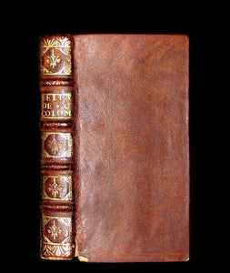 1662 Rare Latin Book - Saint Robert Bellarmine - The Moaning of the Dove or the Good of Tears.