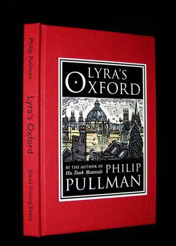 2003 Signed First Edition - LYRA'S OXFORD [His Dark Materials] by Philip Pullman.