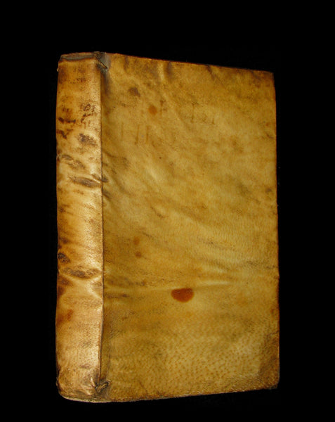 1619 Rare French Book - Treasure of the Stories of France - Le Thresor des histoires de France by Corrozet.