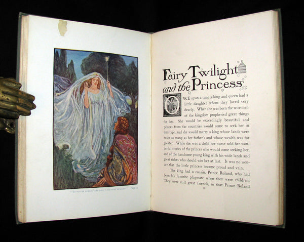1911 Rare First Edition - The Rose Fairies and Other Stories by Rose McCabe.