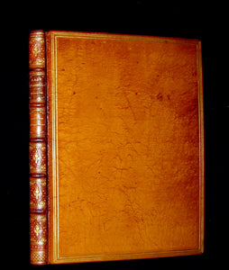 1856 Beautiful Worsfold Binding - Lady ARABELLA Or The ADVENTURES OF A DOLL Illustrated by Cruikshank. First Edition.